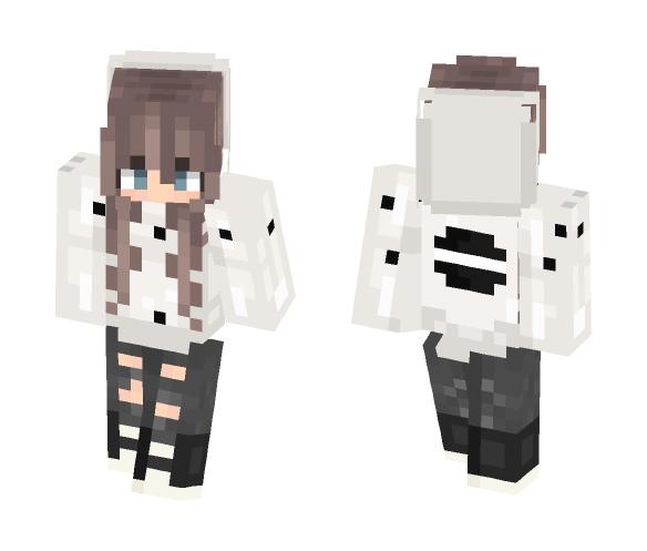 Oreo - Female Minecraft Skins - image 1