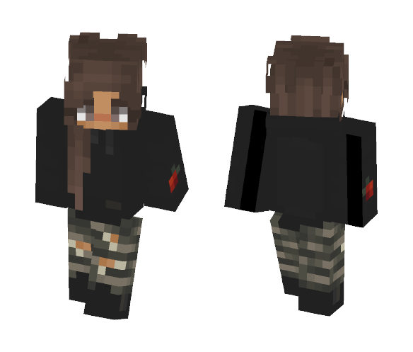 «« Fierce »» - Female Minecraft Skins - image 1