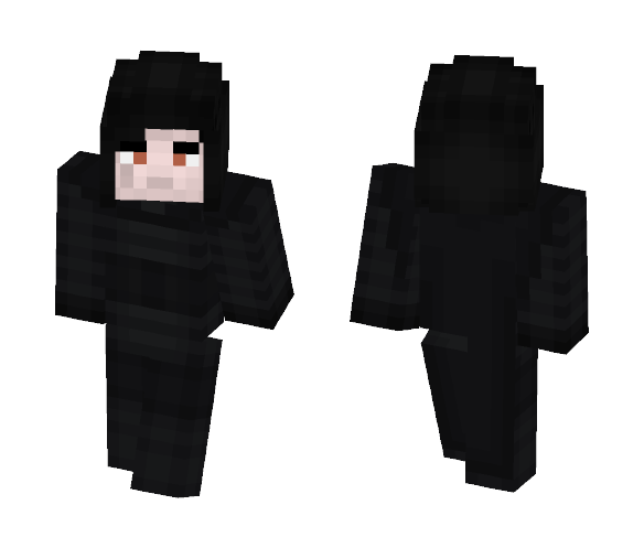 Kylo Ren (Star Wars: The Last Jedi) - Male Minecraft Skins - image 1