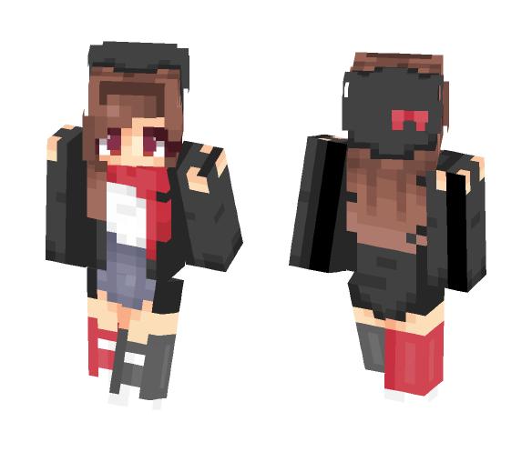 ♥σkα cσlα♥ Take a Walk - Female Minecraft Skins - image 1