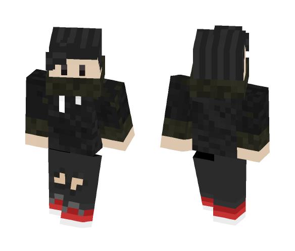 Quadra KIll ShutDown! - Male Minecraft Skins - image 1