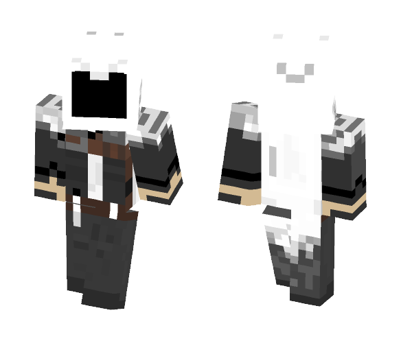 Dominus With Robes - Interchangeable Minecraft Skins - image 1