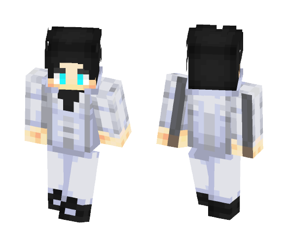 CCG OC (Request) (I take request) - Male Minecraft Skins - image 1