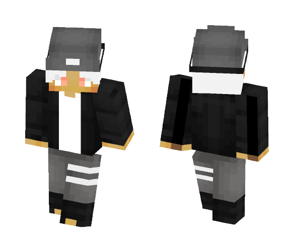 Yaoko OC (Request) - Male Minecraft Skins - image 1
