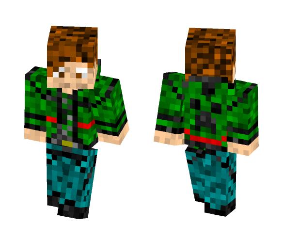 Xzorb326 - Male Minecraft Skins - image 1