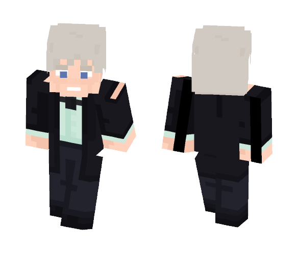The Third Doctor - Male Minecraft Skins - image 1