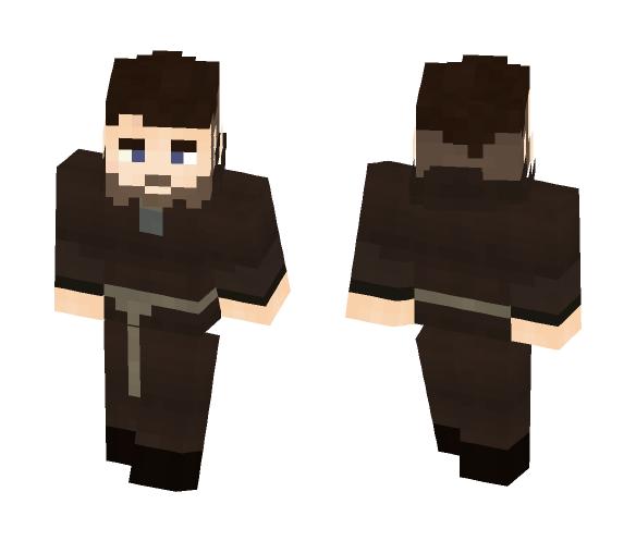 Monk - Male Minecraft Skins - image 1