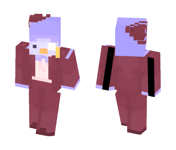 Penn Guindel || Dreaming Mary - Male Minecraft Skins - image 1