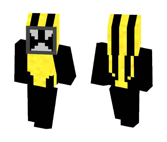 Some leech I did... - Interchangeable Minecraft Skins - image 1