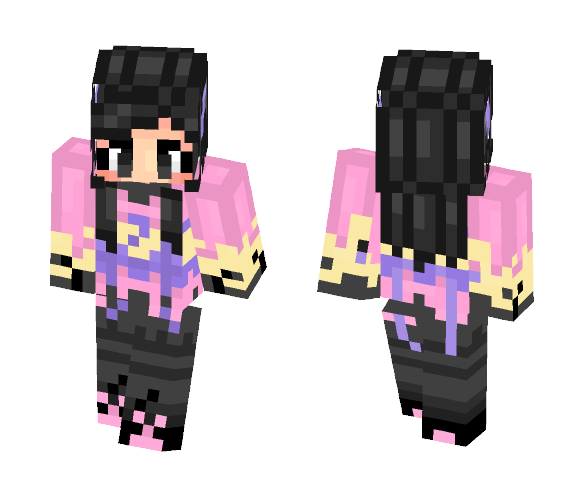 Valerie - Fairy Gym - X/Y - Female Minecraft Skins - image 1