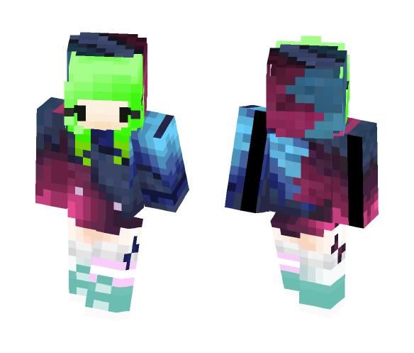 THE real |leminium ∞ - Female Minecraft Skins - image 1