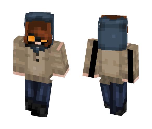 ŦICCIŦ㊉BҰ - Creepypasta - Male Minecraft Skins - image 1