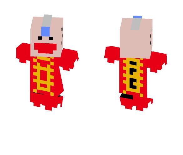 Shonen Jump Lucky Man - Male Minecraft Skins - image 1