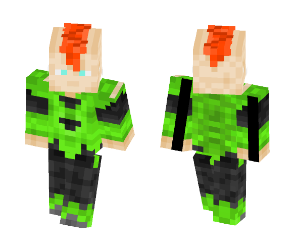 Android 16 - Male Minecraft Skins - image 1