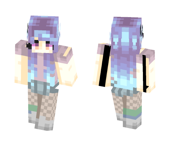 Odd Dreams - Female Minecraft Skins - image 1
