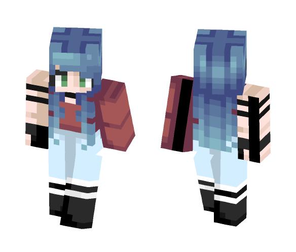 Esther - Female Minecraft Skins - image 1