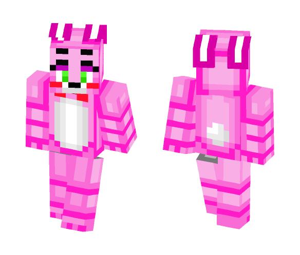 Toy Bonnet - Female Minecraft Skins - image 1