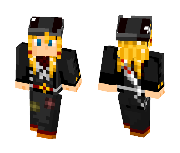 Matt - Epic Battle Fantasy - Male Minecraft Skins - image 1