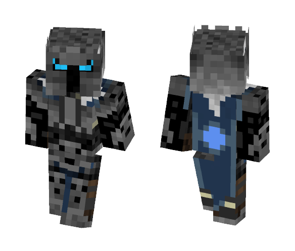 Popularmmos/FuriousDestroyer/pat - Female Minecraft Skins - image 1