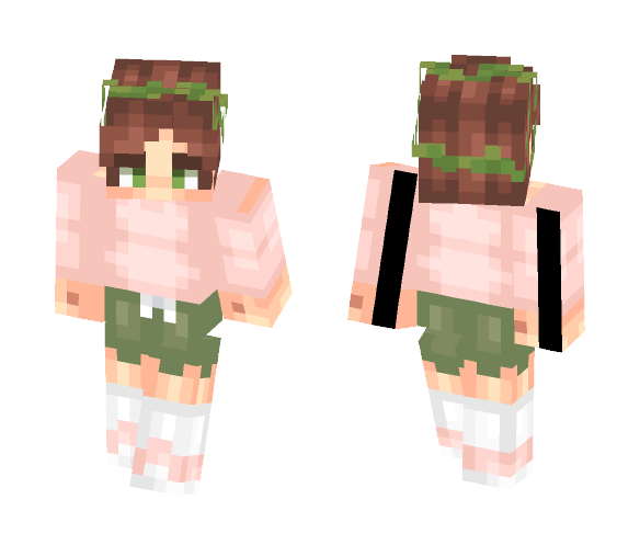 ???????????????????????? //Ivy// - Interchangeable Minecraft Skins - image 1
