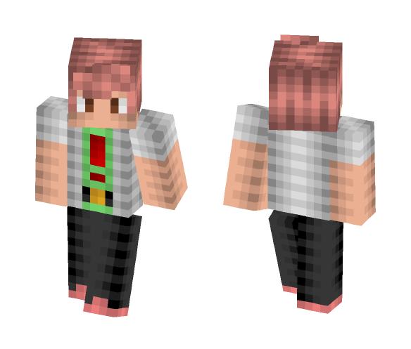 Shima Renzo - Blue Exorcist - Male Minecraft Skins - image 1