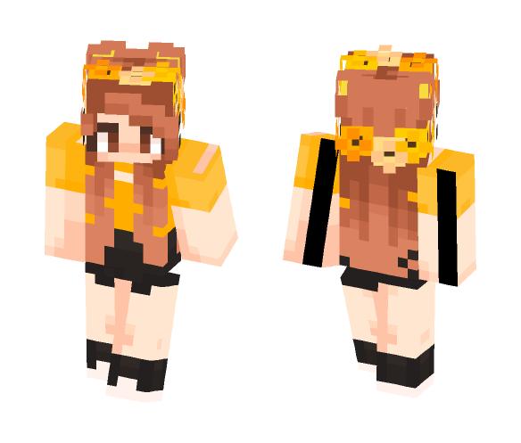 | Hard to love - Female Minecraft Skins - image 1