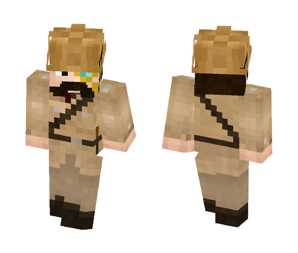 Lord Balthasar Thinkelberg - Male Minecraft Skins - image 1