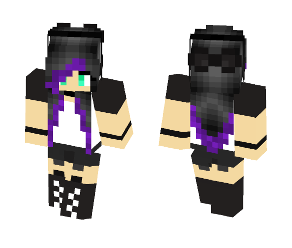 Jayde - Female Minecraft Skins - image 1