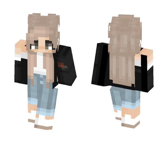 ~ edit ~ - Female Minecraft Skins - image 1