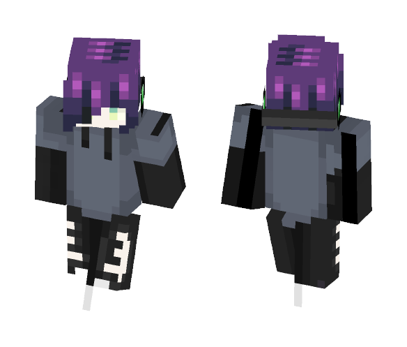 Casual Guy - Male Minecraft Skins - image 1