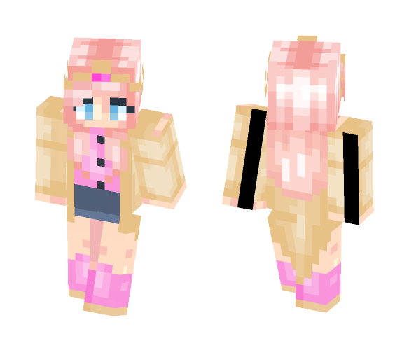 A Princess in Disguise - Female Minecraft Skins - image 1