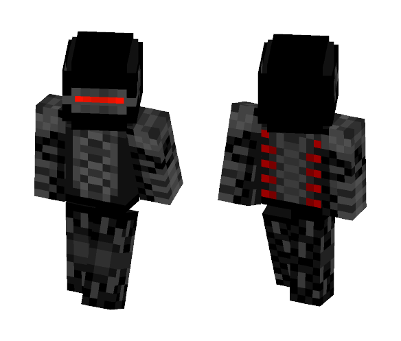 Past Comes Back To Haunt Me No. 2 - Other Minecraft Skins - image 1