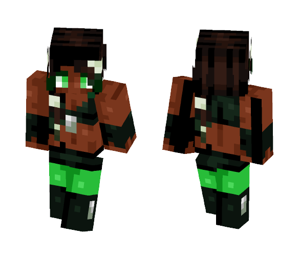 + Marina : Splatoon 2 + - Female Minecraft Skins - image 1
