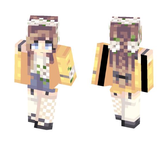 Saturday Stroll - Female Minecraft Skins - image 1