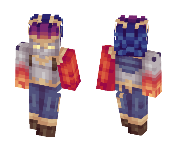 ◊€∆†◊ | [Request] Yasuo - Male Minecraft Skins - image 1