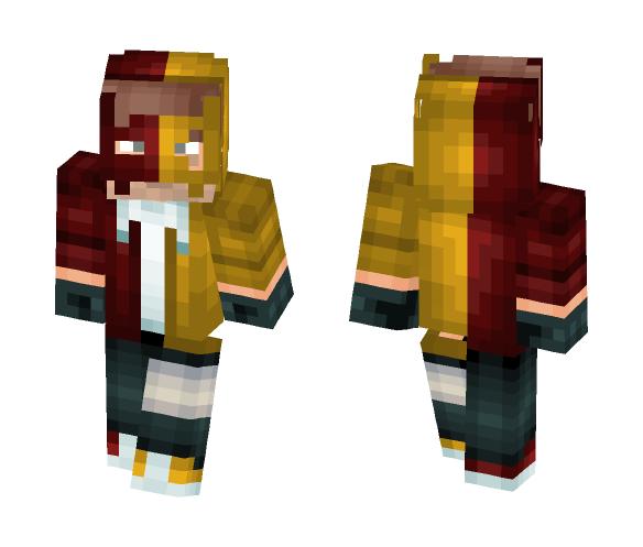 Urban Hero - Male Minecraft Skins - image 1