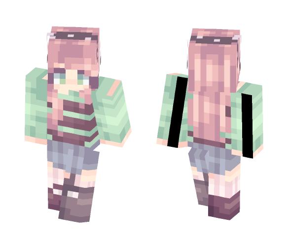 | Broken | - Female Minecraft Skins - image 1