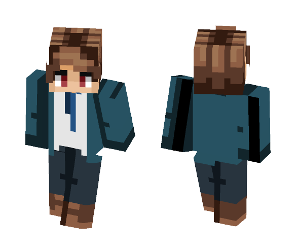 Conscience | Request - Male Minecraft Skins - image 1