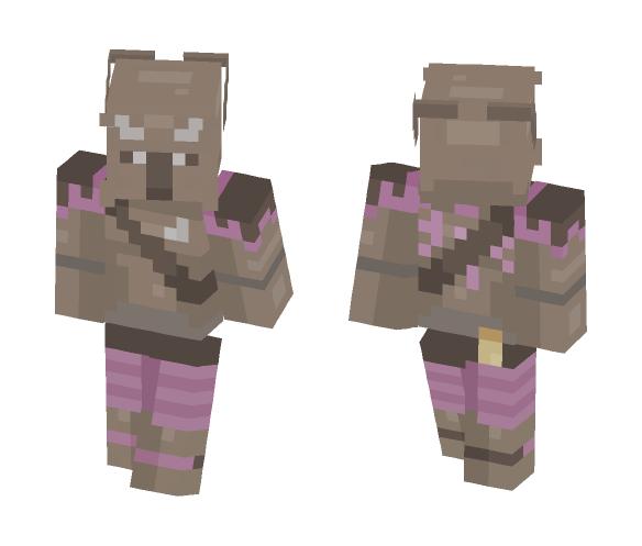 Phantom Armor (Requested) - Male Minecraft Skins - image 1