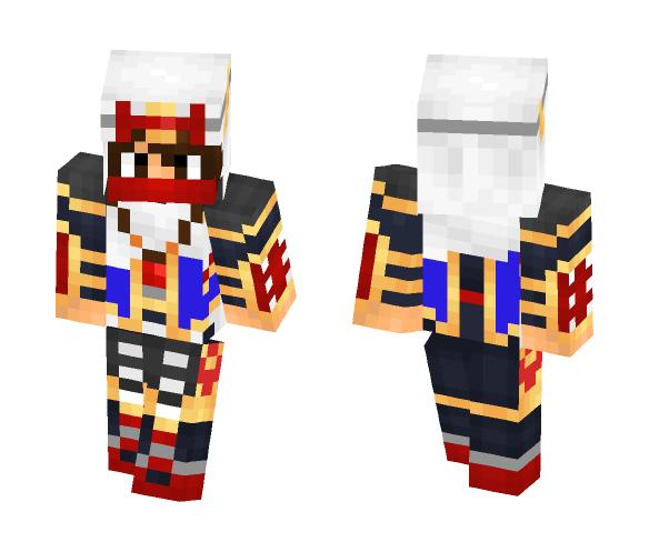 Rengaku (Brave Frontier) - Male Minecraft Skins - image 1