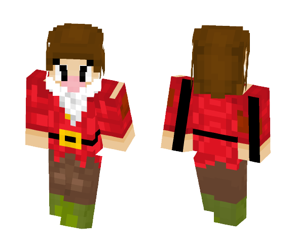 Grumpy [Better in Preview] - Male Minecraft Skins - image 1