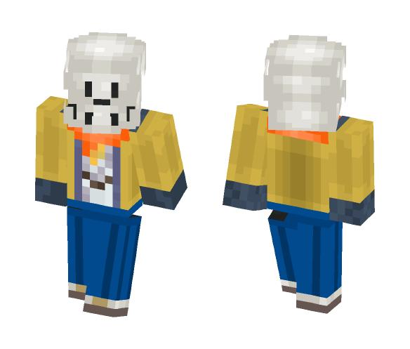 KatanaTale Papyrus - Male Minecraft Skins - image 1