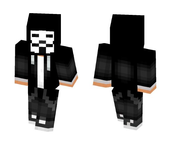 skin hack - Male Minecraft Skins - image 1