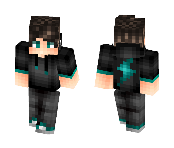 A skin for a friend - Male Minecraft Skins - image 1