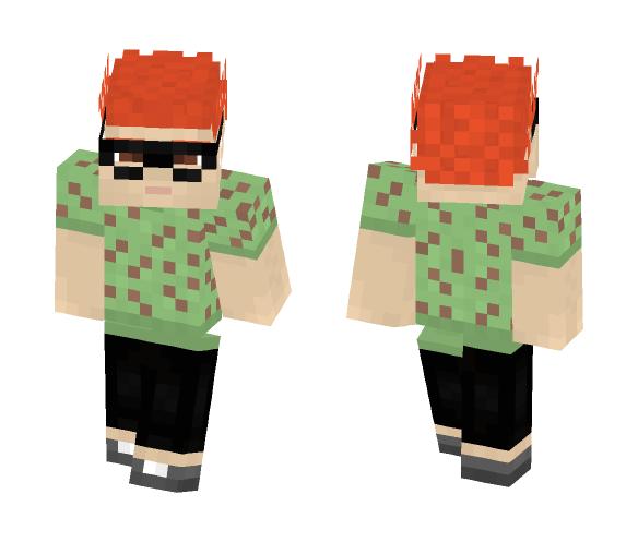 Lukas Heil - Male Minecraft Skins - image 1