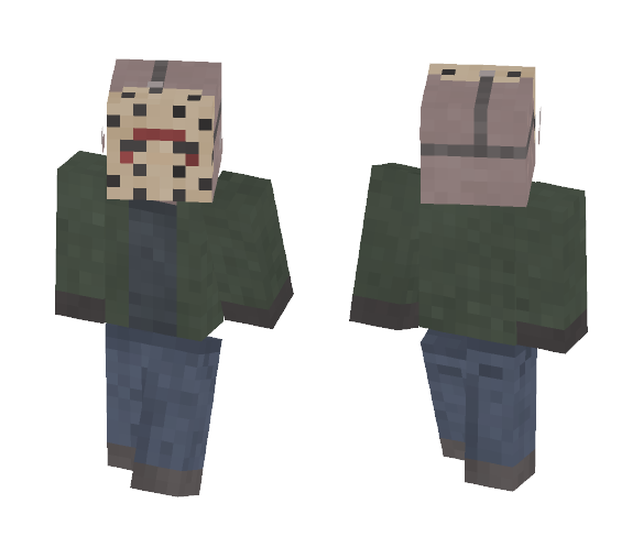 Jason Voorhees [Friday the 13th] - Male Minecraft Skins - image 1
