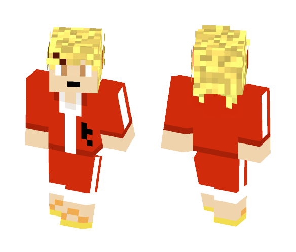 Hiyori Sarugaki -{ Bleach }- - Female Minecraft Skins - image 1