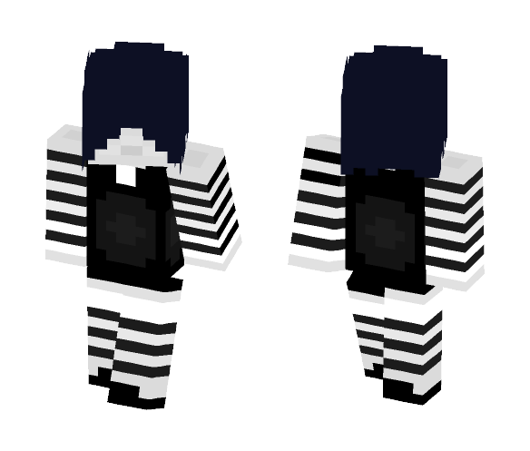 Lucy Loud The Loud House - Female Minecraft Skins - image 1