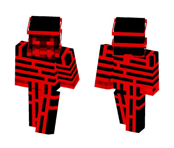 "Entity_303 ""powered"" - Male Minecraft Skins - image 1"