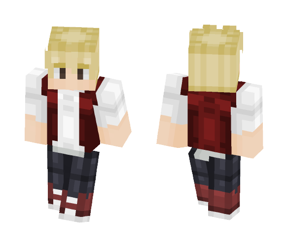 Vests or something - Male Minecraft Skins - image 1